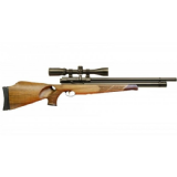 Air Arms S510 Carbine Thumbhole Precharged PCP Air Rifle - Walnut